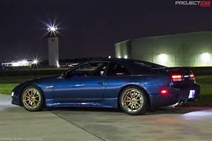 Nissan 300zx Hatchback 1992 Blue For Sale