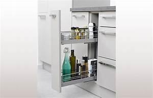 Meuble A Epice Coulissant : meuble cuisine epices ~ Melissatoandfro.com Idées de Décoration