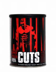 Animal Cuts Eu By Universal Nutrition  42 Packets Of 9 Capsules   U20ac 38 40