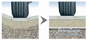 Geotextile Sous Gravier : b che plastique sous empierrement puis gravier ou stabilis ~ Premium-room.com Idées de Décoration