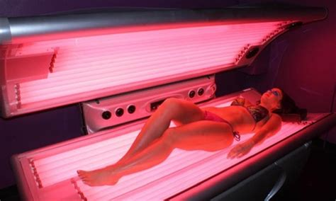 Red-Light Therapy - Planet Beach | Groupon
