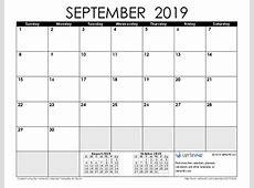 Calendar 2019 free 2019 2018 Calendar Printable with