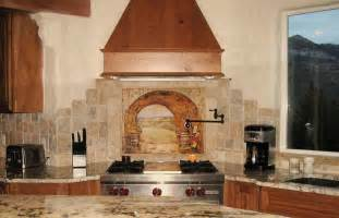 Kitchen Backsplash Tile Murals Design Kitchen Backsplash Feel The Home