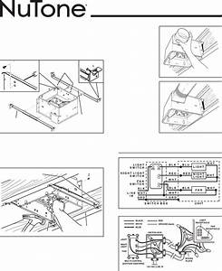Nutone Exhaust Fan Model 9965 Wiring Diagram