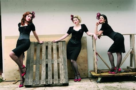 The Puppini Sisters, Queen Elizabeth Hall, London