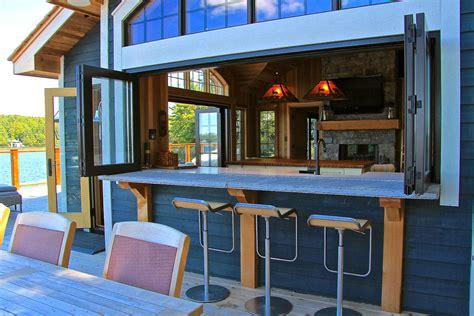 muskoka lakeside cottage boathouse idesignarch