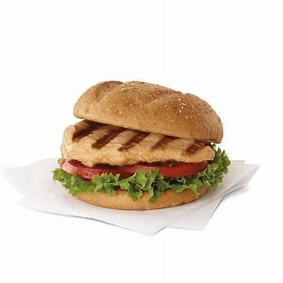 Grilled Sandwich Chicken Fil Chick Order Healthy