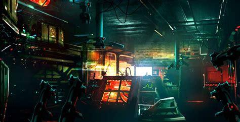 cyberpunk wallpaper dr rems secret lab  freemind