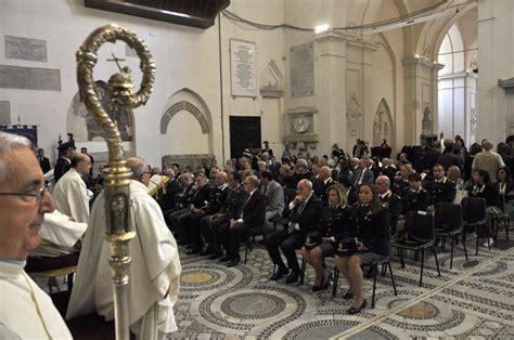 Questura Di Salerno Ufficio Passaporti - galleria fotografica della santa messa per san michele