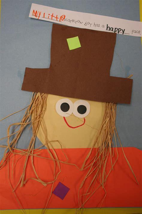 Mrs Lee's Kindergarten Scarecrows
