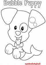 Coloring Bubble Pages Guppies Bubbles Puppy Printable Colouring Deema Template Captaincoloringbook Sheets Pdf Characters Print sketch template