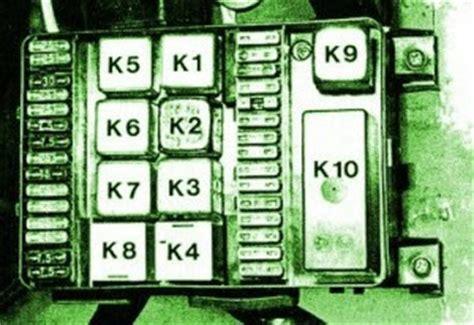 circuit wiring solution fuse box bmw 1983 86 635csi diagram
