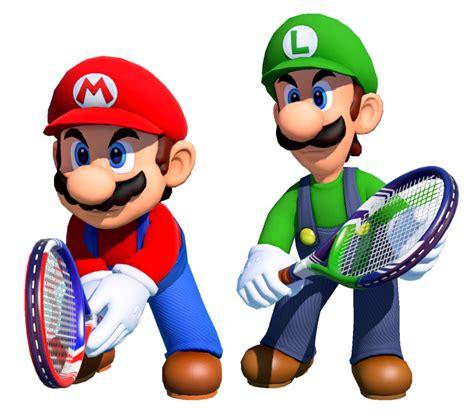 Smash Bros Melee Wallpaper Mario And Luigi Mario Tennis Ultra Smash By Banjo2015 On Deviantart