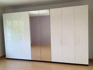 Kleiderschrank 2 50 Meter Hoch : ikea pax schrank kleiderschrank schwarzbraun 4m x 2 36 ~ Michelbontemps.com Haus und Dekorationen
