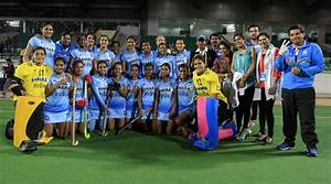 Indian eves looking good to win Hockey World League Round ...