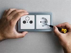 Montage Prise Electrique : interrupteur et prise electricit domotique leroy merlin ~ Melissatoandfro.com Idées de Décoration