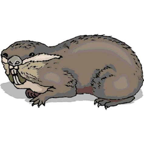 gopher clipart black and white gopher clipart cliparts of gopher free wmf eps