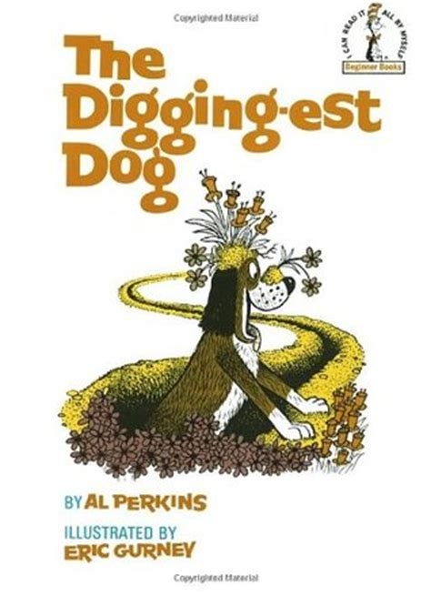 digging est dog beginner books  al perkins reviews discussion bookclubs lists