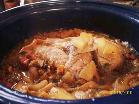 maren s crock pot pork roast recipe sparkrecipes