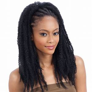 Freetress Equal Synthetic Ponytail Jamaican Twist Girl