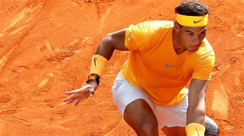 Rafa Nadal Sets Himself To Be The Ultimate Clay Model