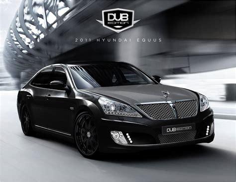 Dub Edition by 2010 Sema Preview Dub Edition 2011 Hyundai Equus