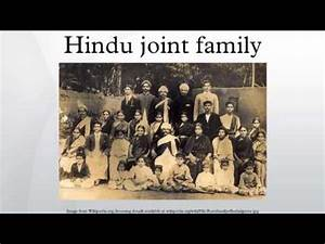 Hindu joint family - YouTube