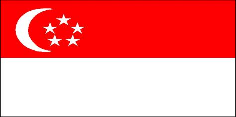 Singapore Flag | National Flag of Singapore | einfon