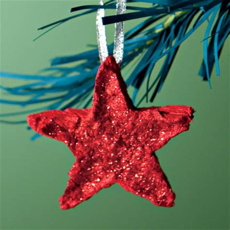 picture of homemade paper stars