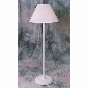 55 in traditional floor lamp white frame dfohome With floor lamp with picture frames