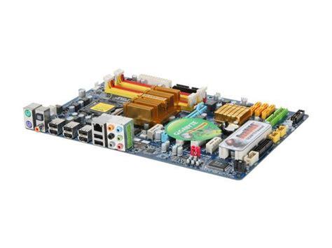 GIGABYTE GA-EP43-DS3LR LGA 775 Intel P43 ATX Intel ...