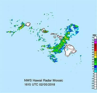 Oahu Weather Flood Kauai Advisory National Service