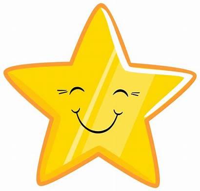 Star Gold Clipart Smiling Clipartfest Clipartix