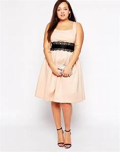 meilleur blog robe robe d39ete pour femme forte With robe pour femme forte