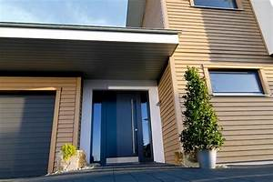 Vorbau Für Hauseingang : hauseingang ideen und tipps f r moderne gestaltung sch ner wohnen ~ Sanjose-hotels-ca.com Haus und Dekorationen