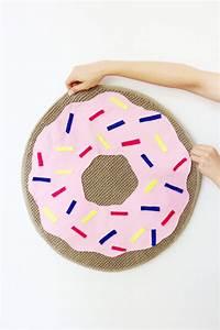 Teppich Selber Machen : diy donut teppich selber machen einfacher g nstiger ikea hack ~ Orissabook.com Haus und Dekorationen