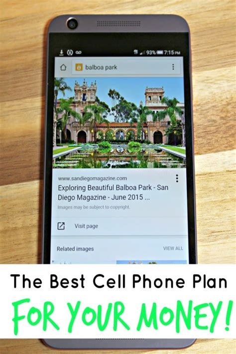 best mobile phone plans the best cell phone plan for your money socal field trips