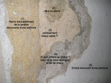 badigeon de chaux sur ciment resine de protection pour peinture