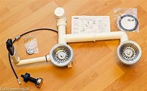 Blanco Armaturen Ersatzteile : blanco ablaufgarnitur 2x3 5 kpl kitchenshop24 ~ A.2002-acura-tl-radio.info Haus und Dekorationen