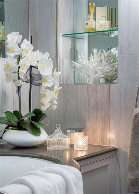 modest  elegant spa bathroom ideas  improve