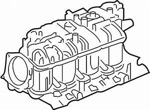Cadillac Escalade Ext Engine Intake Manifold