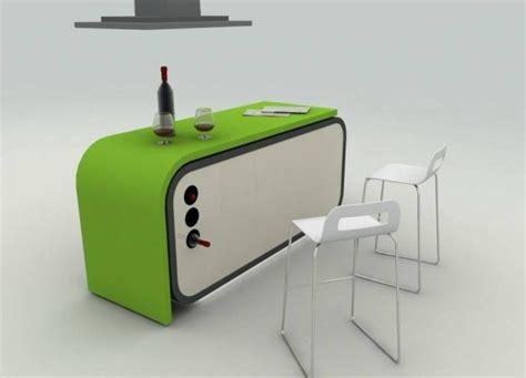 Table Pliante 4 Chaises Intégrées by Salon Design Moderne