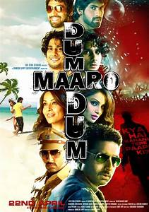 Free Download Dum Maaro Dum 2011 DVDRip 350mb Watch Online.