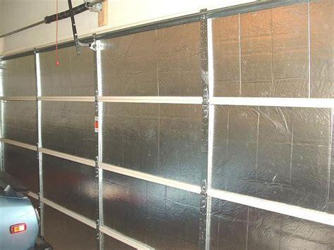 Best Insulation For Garage by Best Garage Door Insulation Kits Reduce Your Energy