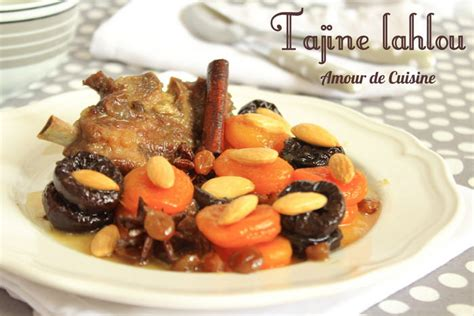 cuisine marocaine tajine agneau tajine agneau pruneaux amandes abricots amour de cuisine