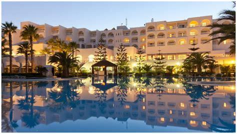 Hotel SENTIDO Le Sultan Hammamet Tunisie   Cap Voyage