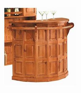 Bar En Bois : meuble bar bois massif maison design ~ Teatrodelosmanantiales.com Idées de Décoration