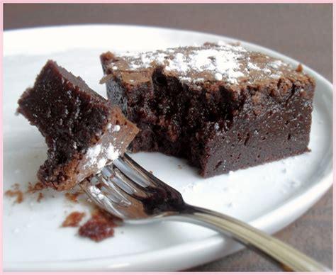 recette de cuisine weight watchers gâteau au chocolat de suzy pour 8 personnes recettes