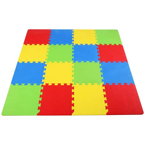 Balancefrom Bfmc Pm Kids Puzzle Exercise Play Mat