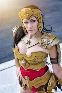 83 best images about VIDEO GAME Cosplay: Wonder Woman ...